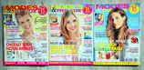Lot de 3 magazines Modes & travaux