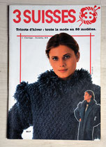Magazine tricot hiver 3 Suisses