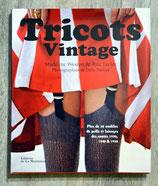 NEUF - Livre Tricots Vintage