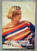 Magazine Phildar Mailles n°104 - Printemps (Vintage)