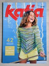 Magazine tricot Katia 73 - Modèles enfants