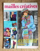 Magazine Mailles créatives 15 - Accessoires tendance
