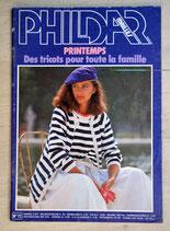 Magazine Phildar mailles 72 - Printemps