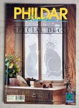 Magazine Phildar 265 Spécial déco