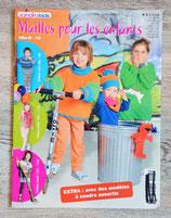 Magazine Sandra kids n°5 - Mailles pour les enfants