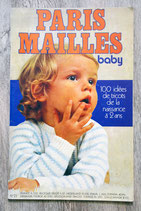 Magazine paris mailles baby n°21 (Vintage)