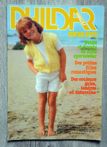 Magazine Phildar Mailles n°81- Collection enfants (Vintage)