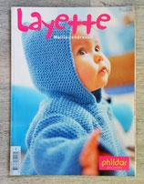 Magazine Phildar n°413 - Spécial layette