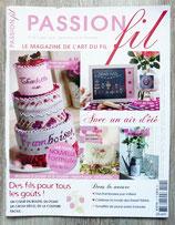 Magazine Passion Fil n°24 - Avec un air d'été