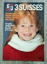 Magazine tricot 3 Suisses - Enfants (Vintage)