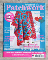 Magazine Pratique du patchwork n°8