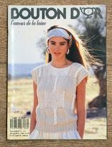 Magazine de tricot Bouton d'Or 30