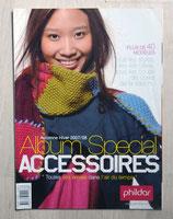 Magazine Phildar 481 - Spécial accessoires