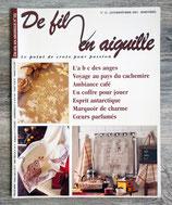 Magazine De fil en aiguille n°23