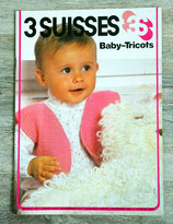 Magazine 3 Suisses Baby-tricot (Vintage)
