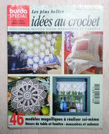 Magazine Burda spécial E499 - Les plus belles idées au crochet