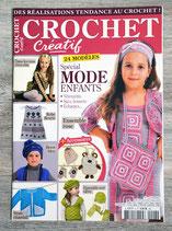 Magazine Crochet créatif n°4 - Spécial Mode enfants