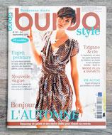 Magazine Burda de septembre 2011 (n°141)