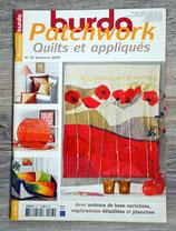 Magazine Burda Patchwork 23 - Automne 2009
