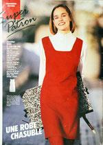 Patron de couture Prima 1.91 - Robe chasuble