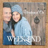 Magazine tricot Bouton d'or 96 - Week-end