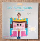 Livre 100 pixel plaids au crochet