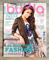 Magazine Burda couture facile Printemps-été 2013