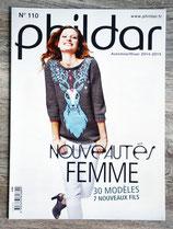 Magazine Phildar 110 - Automne-hiver 2014-2015
