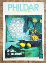 Magazine Phildar Créations 232 - Spécial déco au crochet