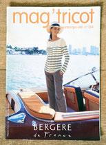 Magazine Mag' tricot Bergère de France 134 - Printemps-été