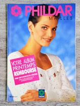 Magazine Phildar mailles n°213 - Printemps (Vintage)