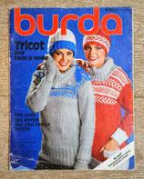 Magazine tricot Burda - M2018 D - Réf.E428