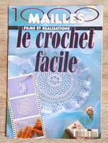 Magazine 1000 mailles - Le crochet facile n°2