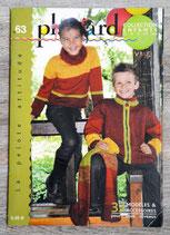 Magazine tricot Plassard n°63 - Enfants