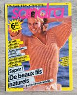 Magazine tricot Sandra n°9