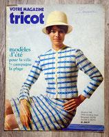 Magazine Votre magazine tricot n°145 - Eté (Vintage)