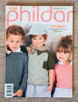 Magazine Phildar 68 - Pitchoun printemps-été 2012