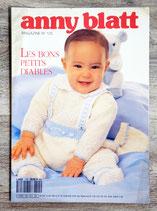 Magazine tricot Anny Blatt n°125 - Les bons petits diables