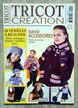Magazine Tricot Création n°1 - Octobre-novembre 2011