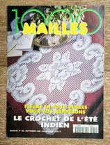 Magazine 1000 Mailles 180 - Septembre 1996