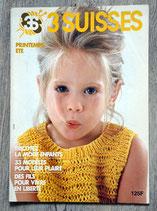 Magazine tricot 3 Suisses - Enfants printemps-été