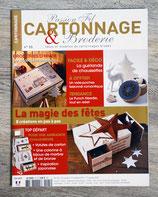 Magazine passion fil - Cartonnage & broderie n°25