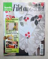 Magazine Burda spécial E440 - Filet au crochet