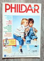 Magazine Phildar mailles n°118 - Printemps-été (Vintage)