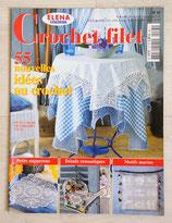 Magazine Elena Crochet Filet 23