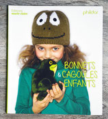 NEUF - Livre Bonnets & cagoules enfants