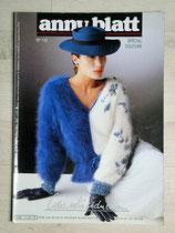 Magazine tricot Anny Blatt 112 - Spécial couture