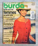 Magazine Burda spécial petites tailles printemps-été 1995