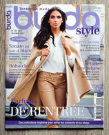 Magazine Burda de octobre 2011 (n°142)