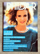 Magazine Phildar mailles n°136 - Hiver (Tricot)